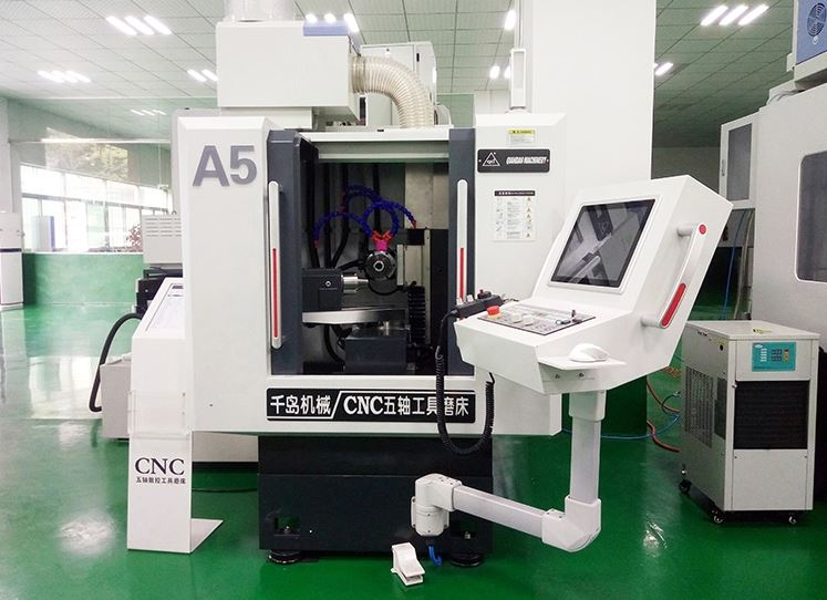 Máy mài dụng cụ CNC 5 trục A5