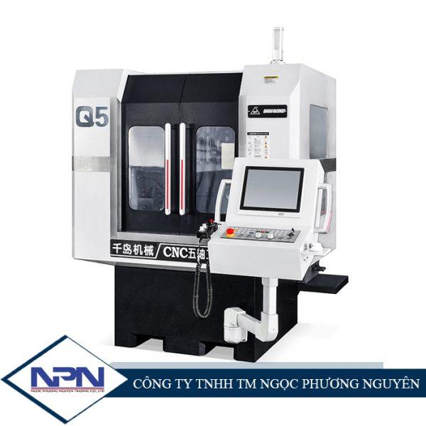 Máy mài dụng cụ CNC 5 trục Q5