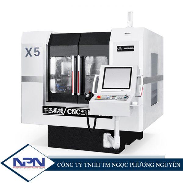 Máy mài dụng cụ CNC 5 trục X5
